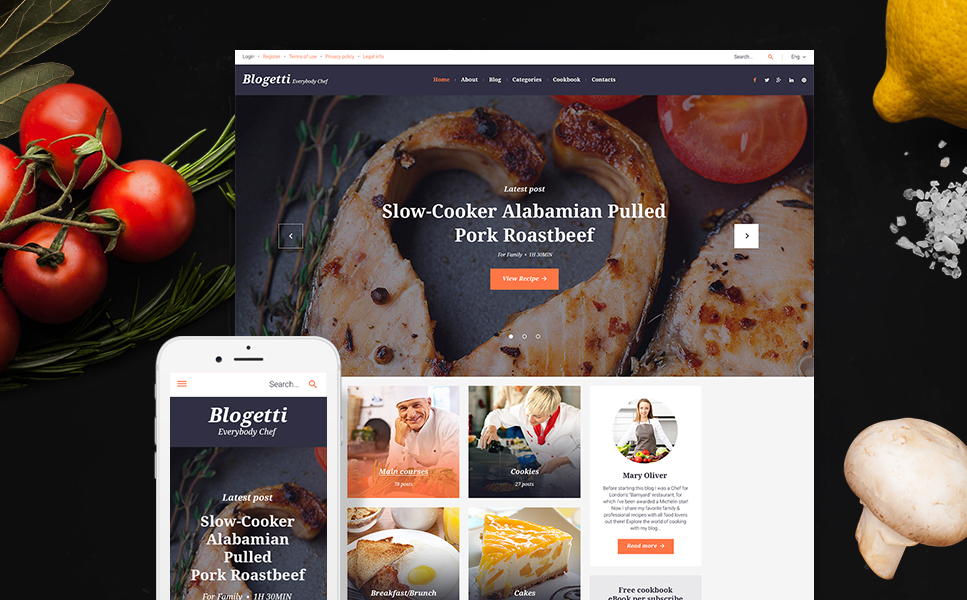 Blogetti Responsive WordPress Theme