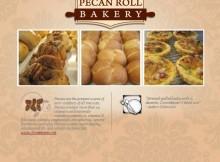 pecan roll